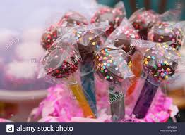 cake pops for sale cake pops for sale stock photo 78502265 alamy