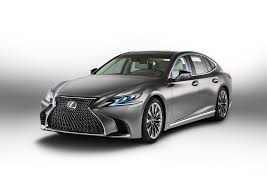 lexus coupe 2007 naias 2017 the 2018 lexus ls gets twin turbo v6 10 speed and