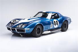 corvette race car 1968 chevrolet corvette l88 race car convertible 178494