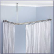 Stupendous Decorative Traverse Curtain Rods by Decorative Curtain Rods Decorative Curtain Rod Finials Curtain