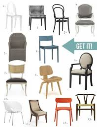 types of dining room chairs strange dining chair styles room and types guide www