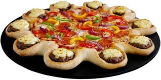 Pizza Hut Pizza Hut Launches Cheeseburger Stuffed Crust Pizza Ohgizmo
