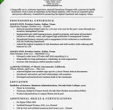 Operations Manager Resume Template Download Manager Resume Sample Haadyaooverbayresort Com