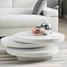Pedestal Coffee Table Round Pedestal Round Coffee Tables You U0027ll Love Wayfair