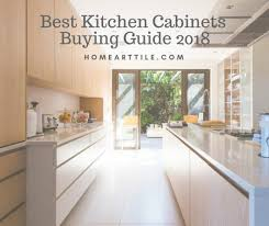 best cabinets best kitchen cabinets buying guide 2018 photos