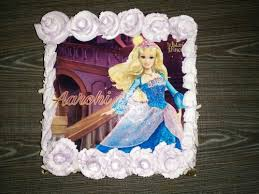 barbie doll birthday cake u0026 birthday cake manufacturer mumbai