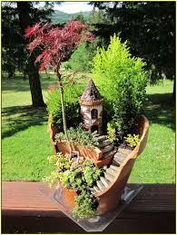 fairy garden container ideas home design ideas