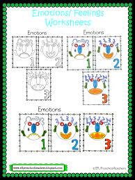 esl efl preschool teachers emotions feelings worksheets for