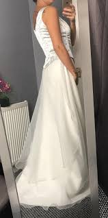 wedding dress by alfredo angelo the house of nicolas in newport