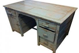 bureau ancien narreo fr bureau ancien bleu ah 718