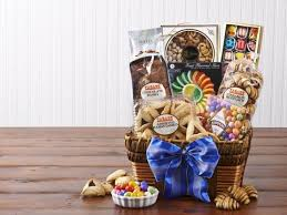 zabar s gift basket zabar s purim basket giveaway comment to win on toriavey