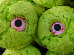 halloween eyeball cookie recipes food next recipes