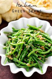 italian green beans recipe with parmesan cheese and bread crumbs