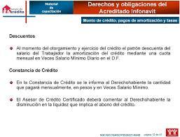 constancias de intereses infonavit 2015 derechos y obligaciones del acreditado infonavit pdf