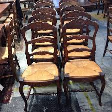 set 10 french provincial dining chairs french antiques melbourne