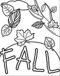 leaf1 autumn coloring pages u0026 coloring book