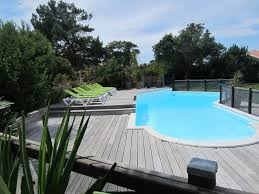 Landes Dining Room Exceptional South West French Coast 200m From The Sea Private