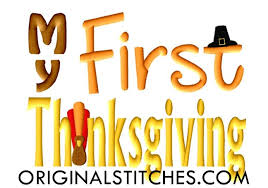 my thanksgiving machine embroidery and applique designs