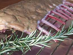 barefoot contessa lamb chops the recipe girl ina garten s dijon balsamic rack of lamb