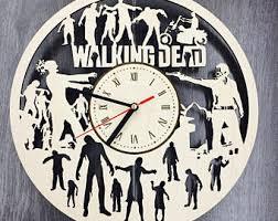 walking dead party supplies walking dead poster etsy