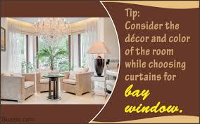 Bay Window Curtains For Living Room Varieties Of Bay Window Curtains That Are Simply Mesmerizing