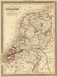 Map Netherlands Historical Maps Of The Netherlands