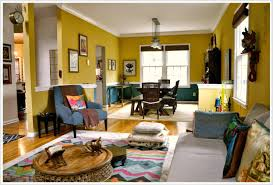 Houzz Drawing Room by The East Coast Desi Living In Color Home Tour Ideas For The