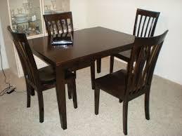 Black Dining Room Sets Shop Adorable Black Wood Dining Room Table - Black wood dining room table