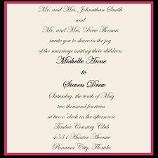 wedding invitation quotes and sayings wedding invitation wording both parents design wedding