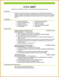 resume summary statement executive assistant resume example