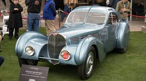bugatti atlantic mysterious bugatti type 57sc atlantic wins arizona concours autoweek