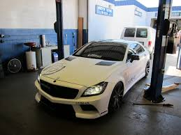 widebody truck cls slm widebody by mishadesigns for sema mbworld org forums
