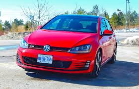 volkswagen winter car review 2015 volkswagen golf gti driving