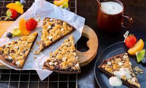 jeux de cuisine de pizza au chocolat dolce al cioccolato ristorante dr oetker