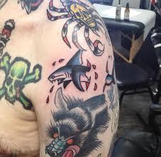 mick mickelini tattoos om tattoo fort wayne indiana