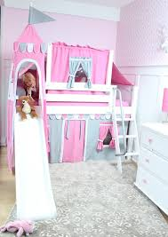 Princess Bunk Bed With Slide Slide Beds Shop Top Selling Bunks Lofts With Slides Maxtrix