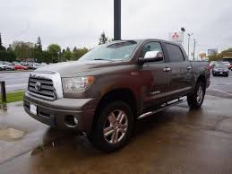 2007 toyota tundra 4 door diesel toyota tundra in portland or for sale used cars on
