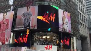 Flag Store Dallas Times Square New H U0026 M Flagship Store Youtube