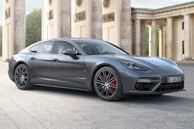 porsche panamera turbo 2017 silver 2017 porsche panamera turbo executive market value what u0027s my car