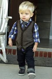 love the vest cardigan tie and shirt combo baby clothes
