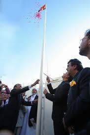 Flag Of Qatar Indian Community Celebrated Republic Day In Qatar Inbusiness
