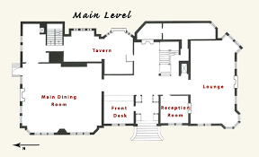 room layouts u0026 reservations
