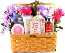 birthday gift baskets for women feliz navidad theme gourmet gift basket for womens