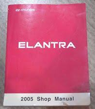 2006 hyundai elantra repair manual hyundai elantra repair manual ebay