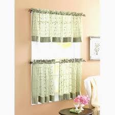 Sunflower Valance Curtains Kitchen Tier Curtains Sets Diy Kitchen Curtain Sets Sunflower