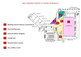 amphitheater floor plan cop6 venue cop 6 russia