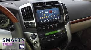 land cruiser 2015 toyota land cruiser 200 2008 2015 android in dash car stereo