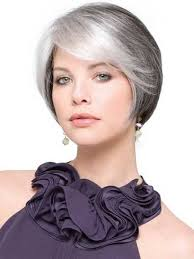 highlights for white hair on older women 105 best shades of gray and silver and white images on pinterest