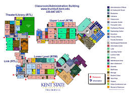directions u0026 maps kent state university