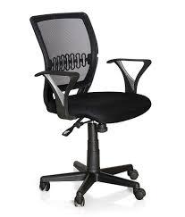 Plastic Furniture Shopping Online India Nilkamal Norway Office Chair Black Buy Nilkamal Norway Office